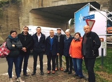 N-VA Leuven pleit voor een verkeersveilige en leefbare Geldenaakse Baan